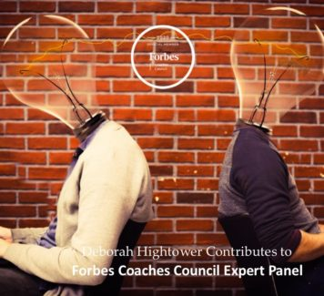 Deborah contributes to Forbes Coaches Council Expert Panel: 11 Leadership Tips To Follow If You're New To Managing A Remote Workforce