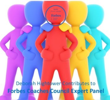 Deborah contributes to Forbes Coaches Council Expert Panel: Running A Peer-to-Peer Coaching Group? 14 Ways To Keep Sessions On Track