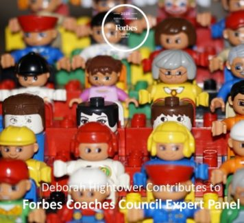 Deborah contributes to Forbes Coaches Council Expert Panel: 10 Simple Things Leaders Can Do To Increase Their Influence