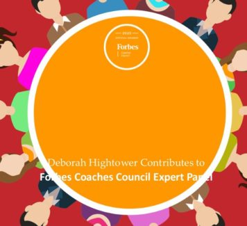 Deborah contributes to Forbes Coaches Council Expert Panel: Smart Strategies For Running A Peer-to-Peer Coaching Group