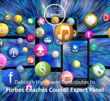Deborah contributes to Forbes Coaches Council Expert Panel: 14 Things To Remember About Millennials When Developing Your Marketing Strategy