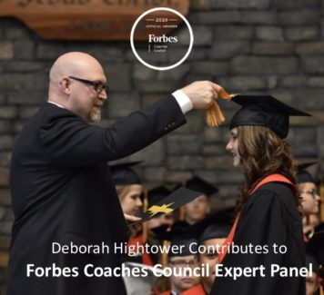 Deborah contributes to Forbes Coaches Council Expert Panel: 15 Ways New College Grads Should Ready Themselves For The Workforce