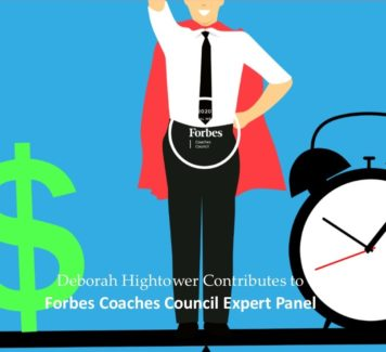 Deborah contributes to Forbes Coaches Council Expert Panel: 15 Things Managers Can Do To Help Their Teams Truly Work Smarter, Not Harder