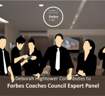 Deborah contributes to Forbes Coaches Council Expert Panel: Building A Top Team: 14 Strategies for Attracting More A-Team Players To Your Company