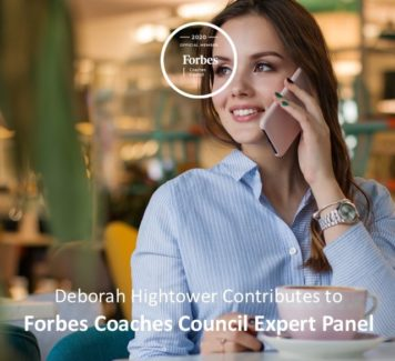 Deborah Contributes To Forbes Coaches Council Expert Panel: 15 Uncommon Tips For Acing A Phone Interview