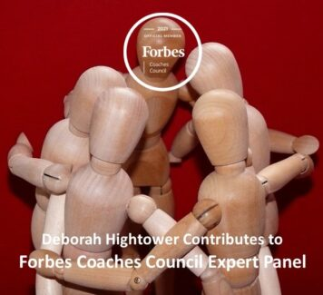 Deborah Contributes to Forbes Coaches Council Expert Panel: 14 Ways Introverts Can Get More Confident Sharing Their Ideas At Work